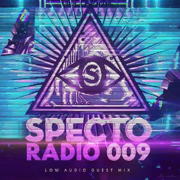Specto Radio 009 Flyer