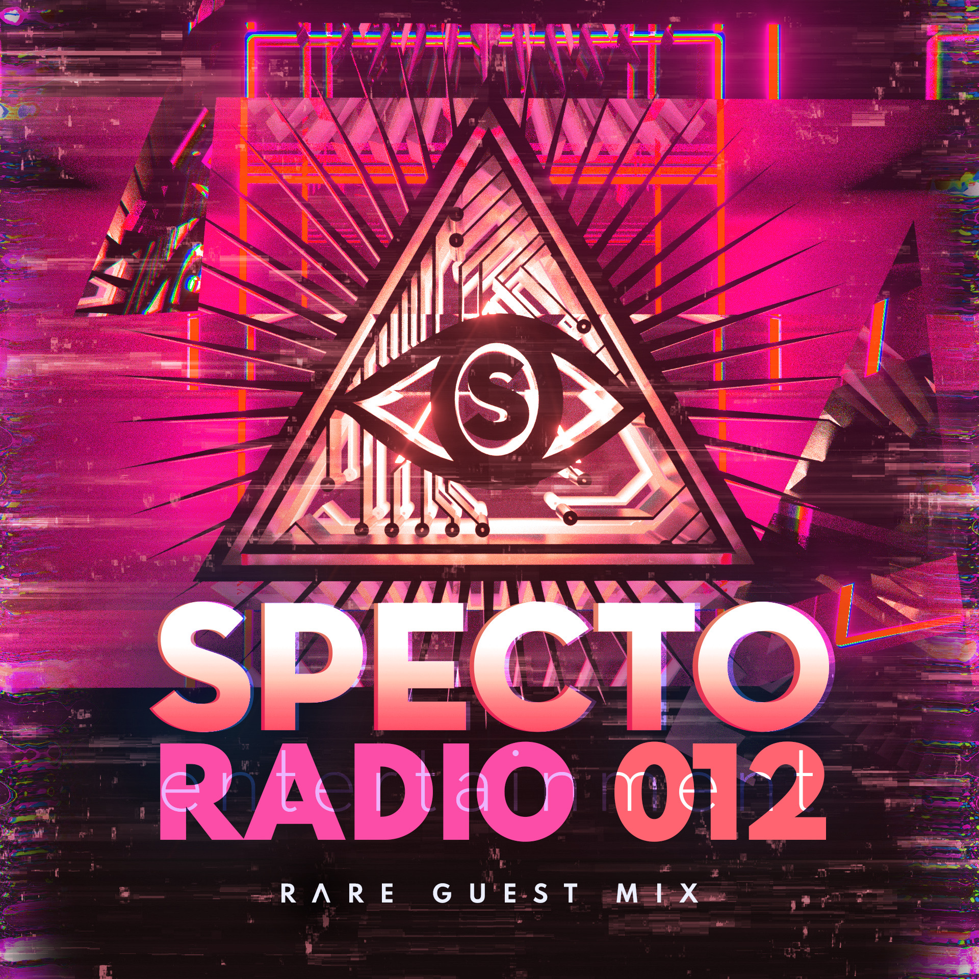 specto radio 012 flyer